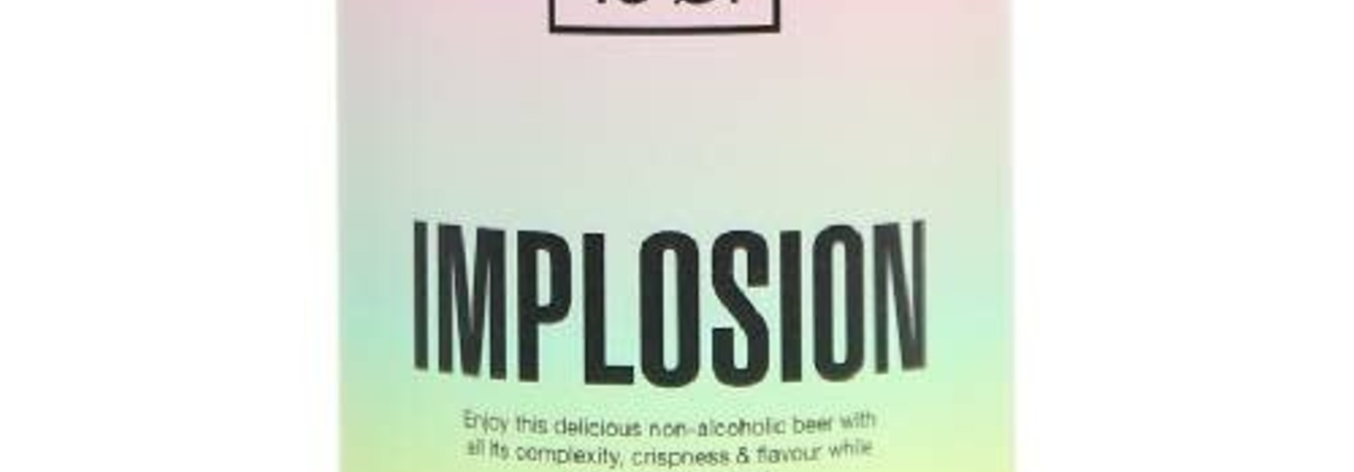 TO OL - IMPLOSION NON ALC 33CL