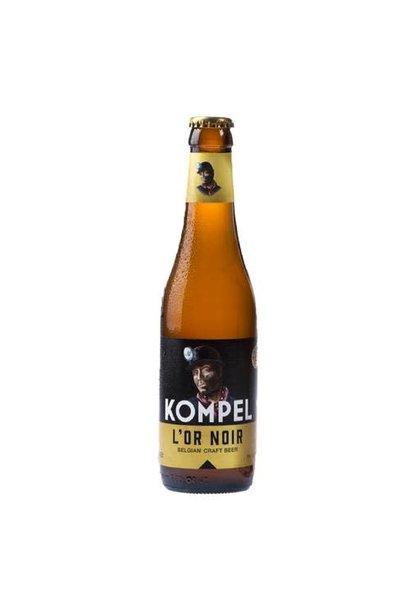 KOMPEL L'OR NOIR