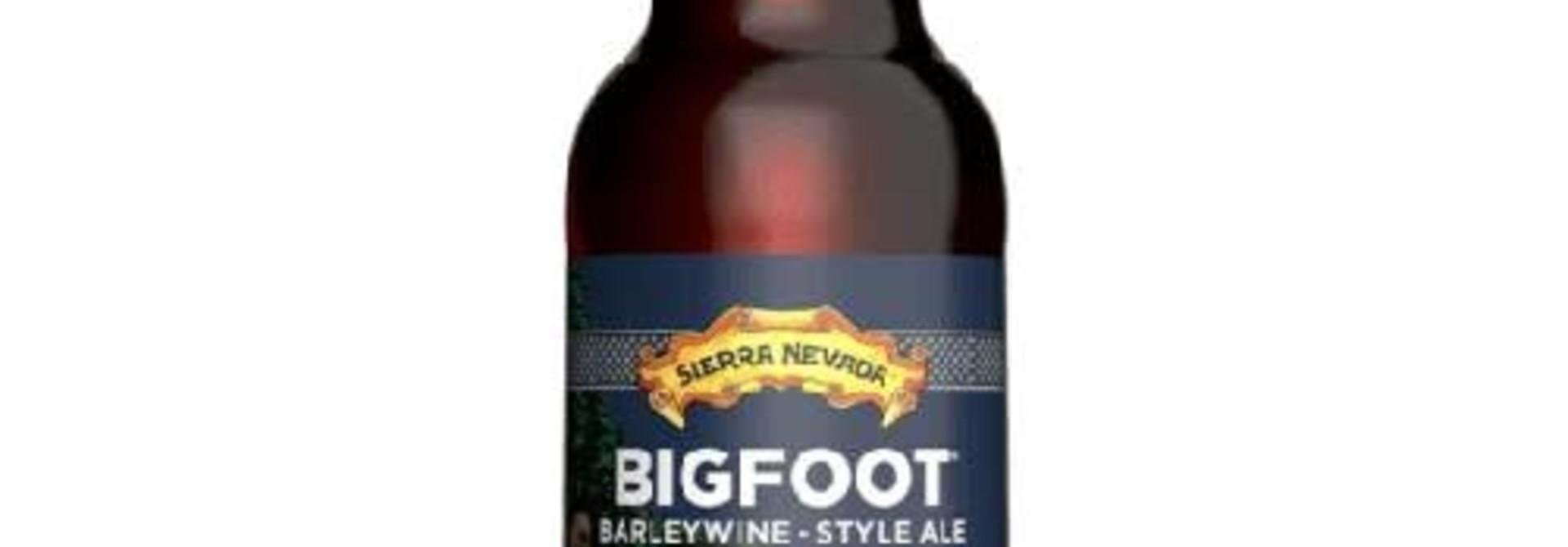 SIERRA NEVADA - BIGFOOT BARLEYWINE 2021