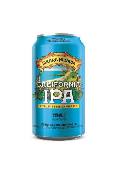 SIERRA NEVADA - CALIFORNIA IPA