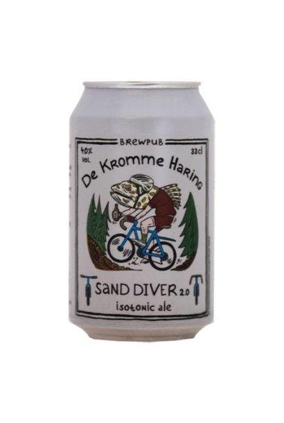 KROMME HARING SAND DIVER 2.0 33CL