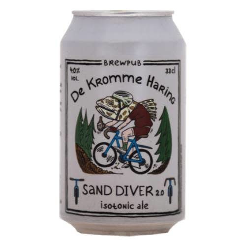 KROMME HARING SAND DIVER 2.0 33CL-1