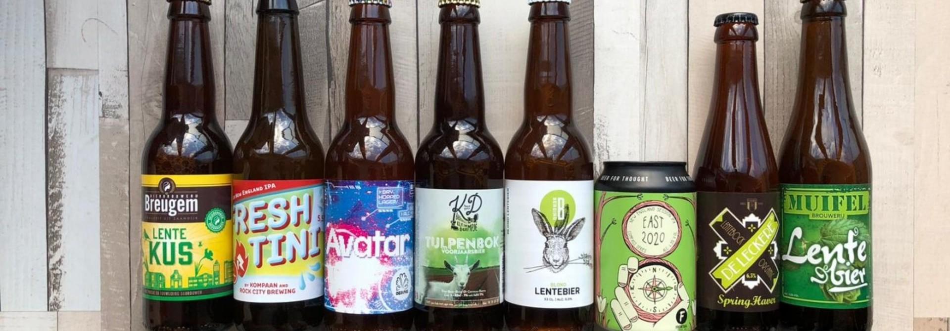 Speciaalbier – bierpakket februari 2020