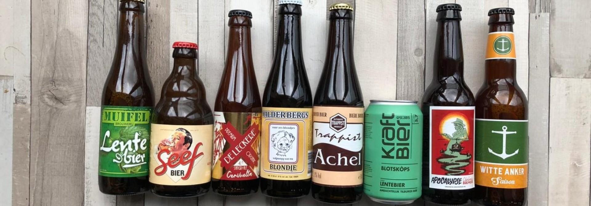 Speciaalbier – bierpakket mei 2020
