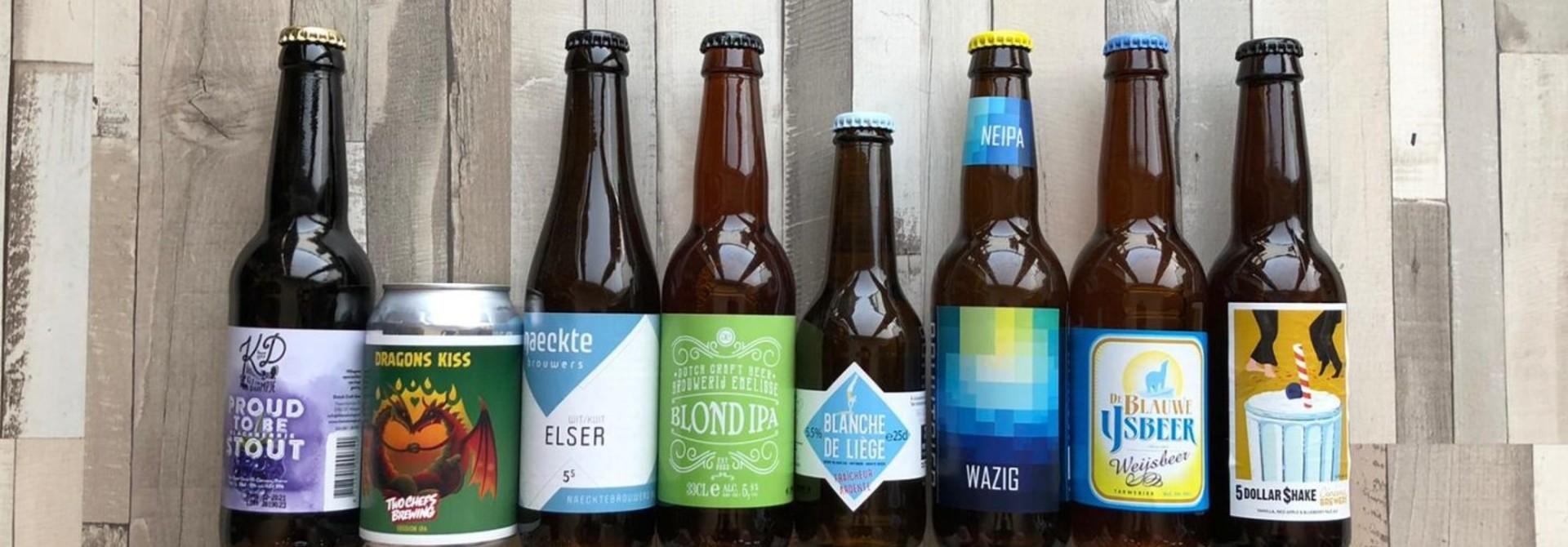 Speciaalbier – bierpakket juni 2020