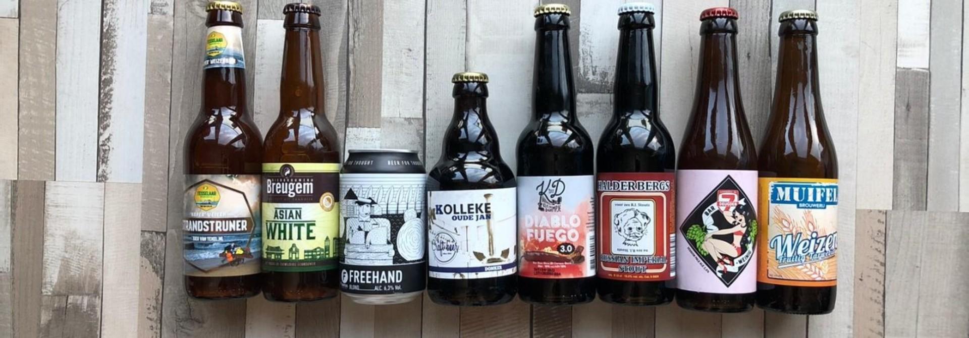 Speciaalbier – bierpakket augustus 2020