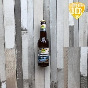 Strandstuner   Herkomst: Den Burg, Nederland  Mistig koperkleurig weizen met stabiele schuimkraag. Fris van smaak met subtiel bittertje en lichtzoete afdronk. De geur van helmen in de duinen in combinatie met ziltige lucht van de zee.  Strandstuner is afkomstig van Tesselaar van Texel. Een familiebrouwerij met proeflokaal. Het bijzondere aan deze weizen is de kleur. Koperkleur weizen komt niet tot nauwelijks voor. Bij dit bier hebben ze dat onder andere gerealiseerd door gebruik te maken van geroosterde gerste- en tarwemout. De koperkleur is ook een verwijzing naar de koperkleurige ketels waarin dit bier is gebrouwen.   Alcoholpercentage: 5,5%