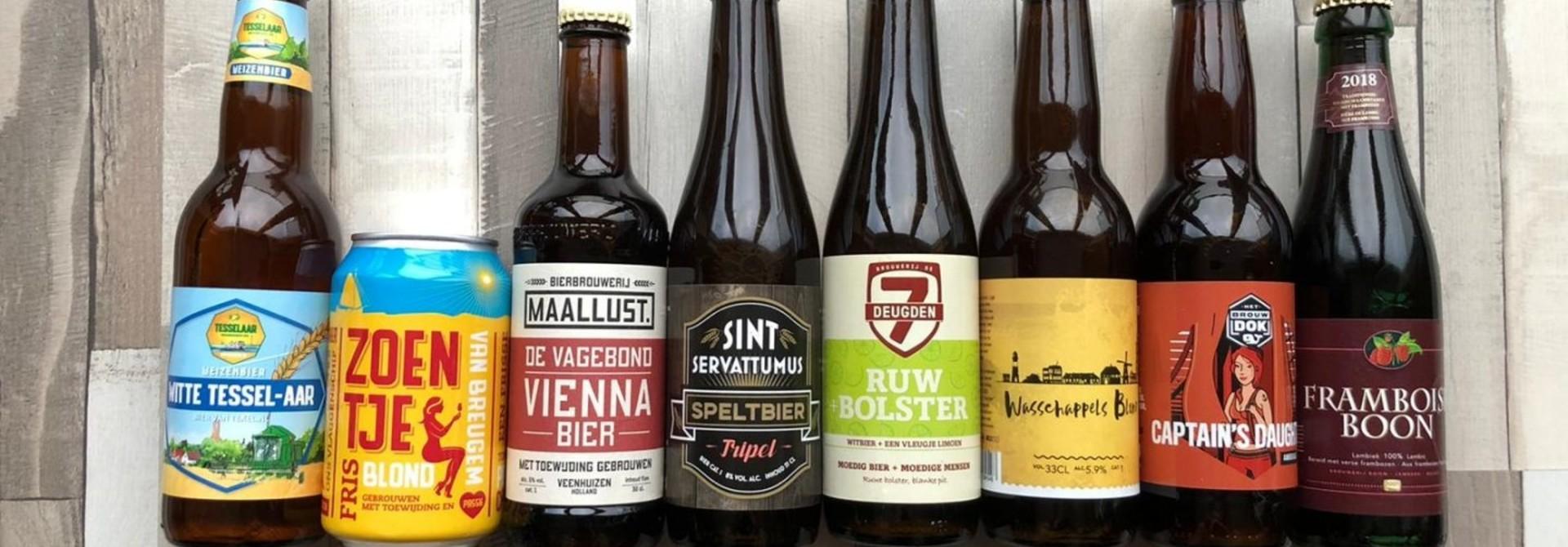 Speciaalbier – bierpakket september 2020