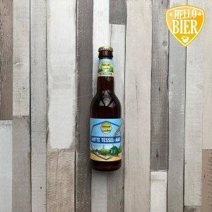 Witte Tessel-Aar   Herkomst: Den Burg, Nederland  Okergeel mistig bier met stabiele fijne schuimkraag. Fris en citrusachtig in de neus en lichtzurig in de mond. Daarnaast herken je tonen van kruidnagel en banaan. De smaak wordt afgesloten met een bittertje in de afdronk. Witte Tessel-Aar is afkomstig van brouwerij Diks op het eiland Texel. Een familiebrouwerij met over het algemeen frisse bieren.  Strandstuner is afkomstig van Tesselaar van Texel. Een familiebrouwerij met proeflokaal. Het bijzondere aan deze weizen is de kleur. Koperkleur weizen komt niet tot nauwelijks voor. Bij dit bier hebben ze dat onder andere gerealiseerd door gebruik te maken van geroosterde gerste- en tarwemout. De koperkleur is ook een verwijzing naar de koperkleurige ketels waarin dit bier is gebrouwen.   Alcoholpercentage: 5,5%