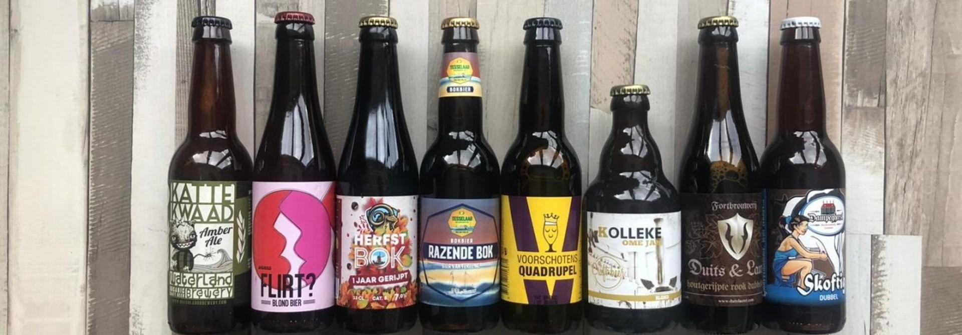 Speciaalbier – bierpakket oktober 2020
