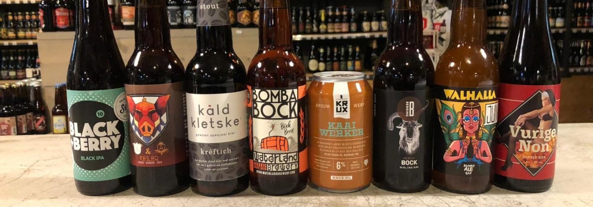 Speciaalbier – bierpakket november 2020