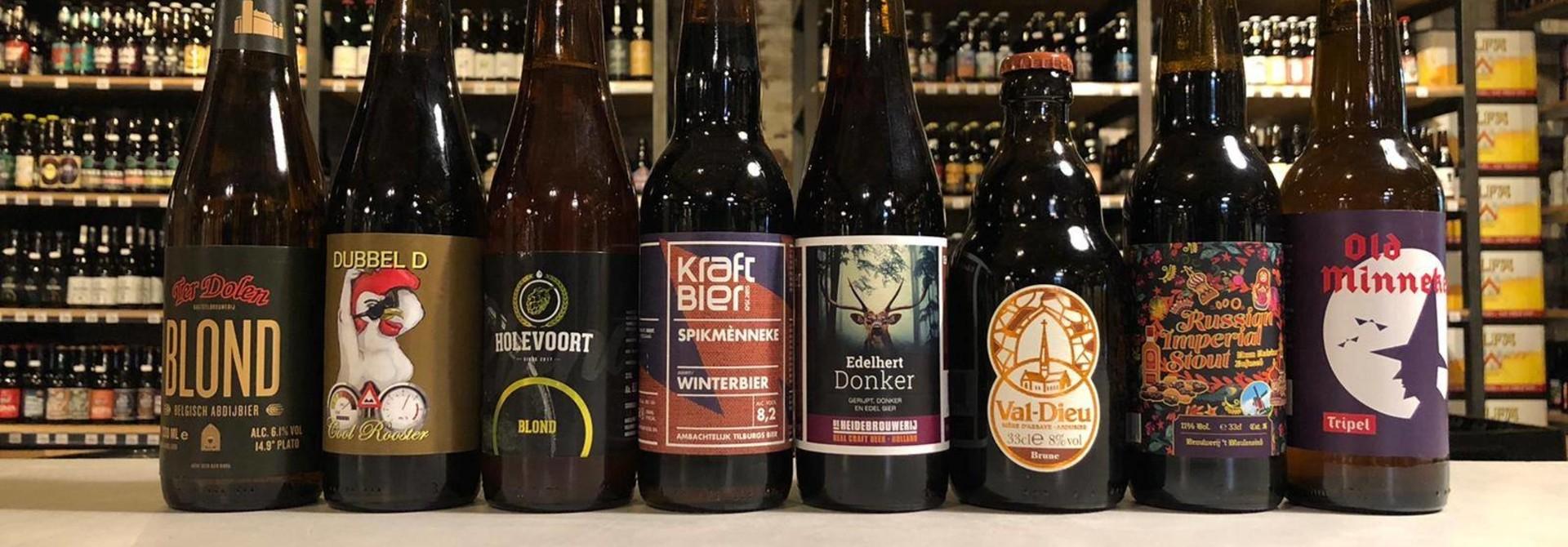 Speciaalbier – bierpakket januari 2021
