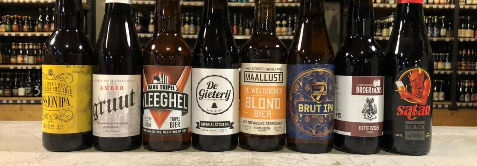 Speciaalbier – bierpakket februari 2021