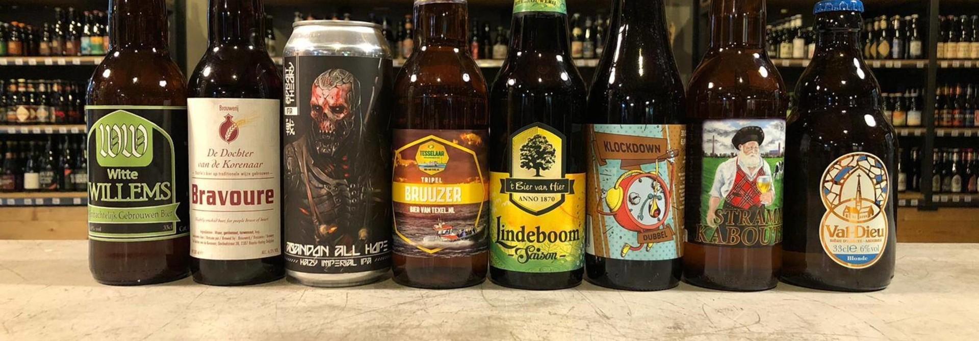 Speciaalbier – bierpakket april 2021