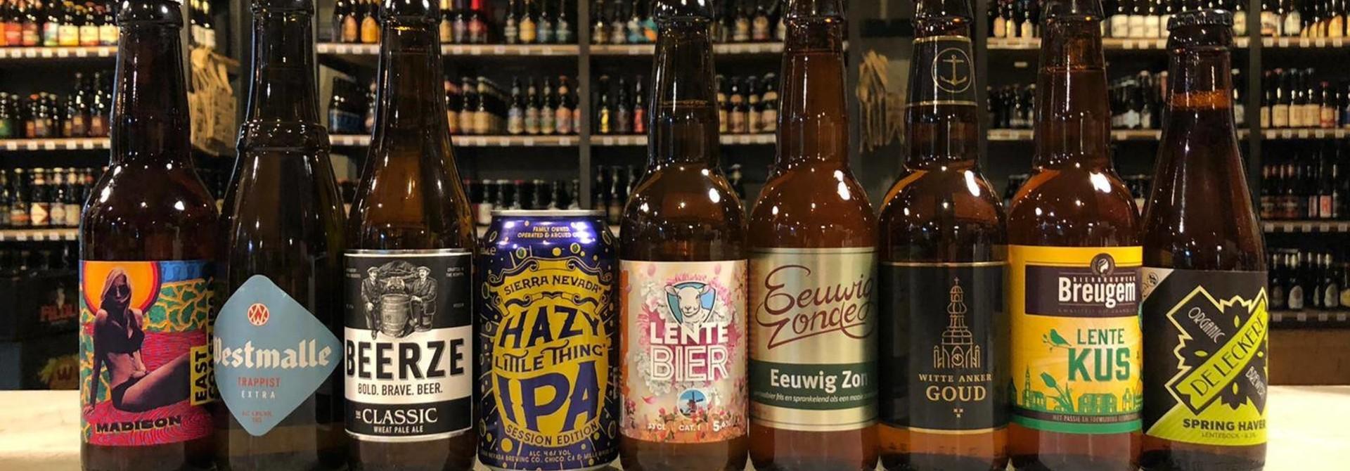 Speciaalbier – bierpakket mei 2021