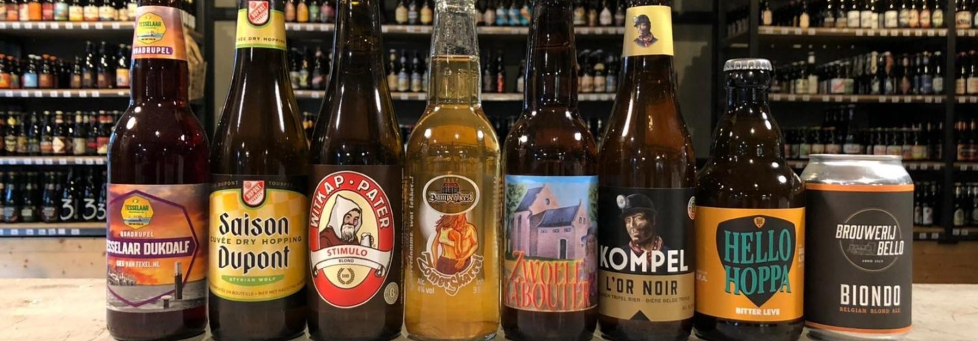 Speciaalbier – bierpakket juli 2021