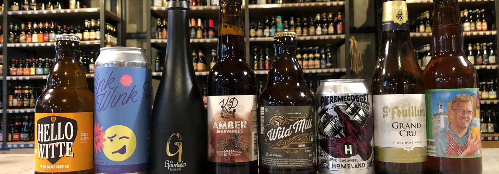 Speciaalbier – bierpakket augustus 2021
