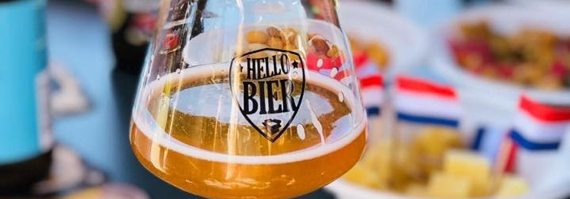 In welk bierglas kan ik mijn speciaalbier het beste schenken?