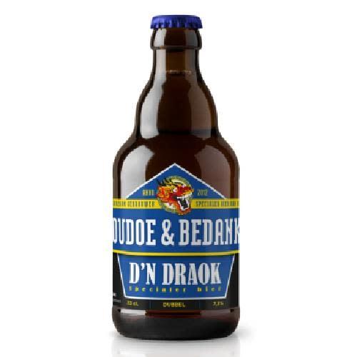 DRAOK HOUDOE & BEDANKT 33CL-1
