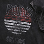 Looxs T-shirt (acid wash black)