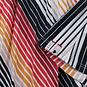 Looxs Plisse rok (gradient stripe)