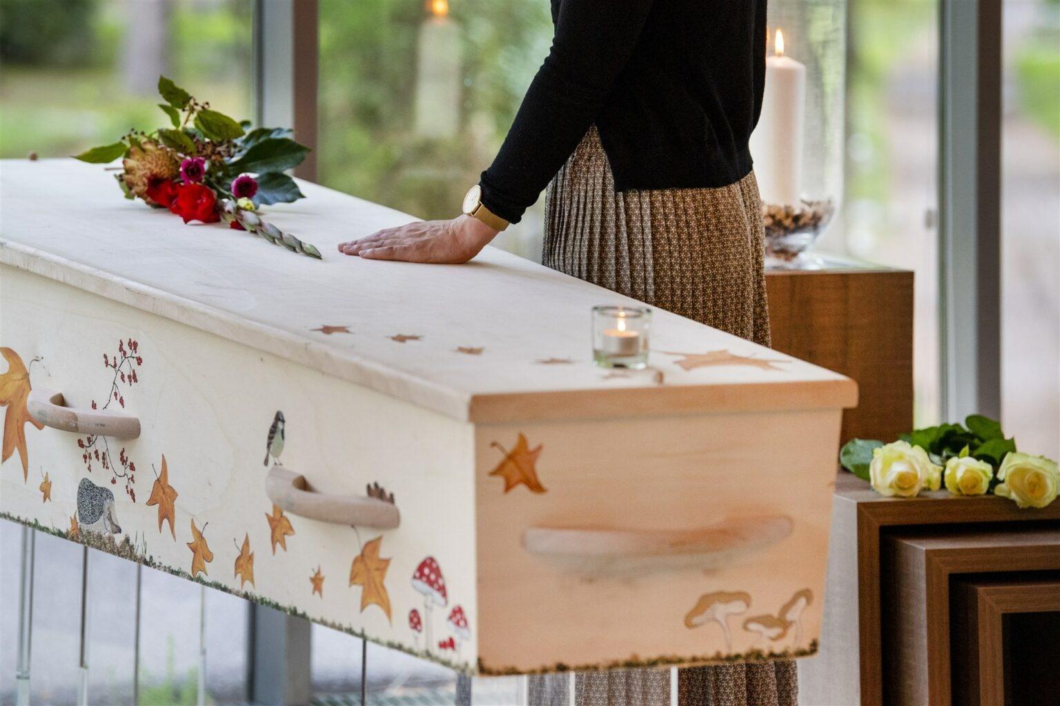 Tips voor het kopen van een grafkist