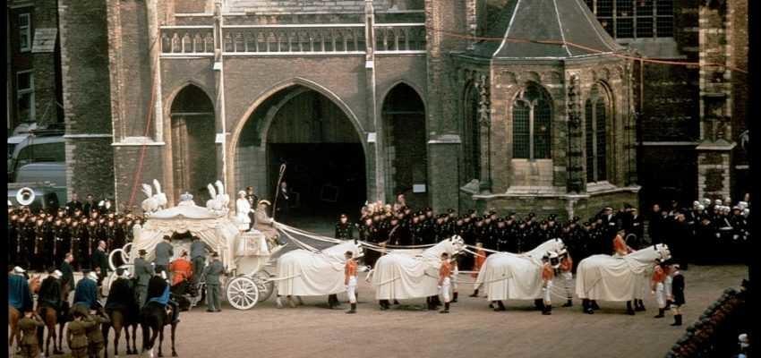 begrafenis koningin wilhelmina