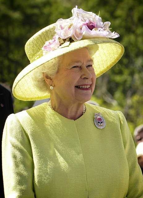 Uitvaart Koningin Elizabeth