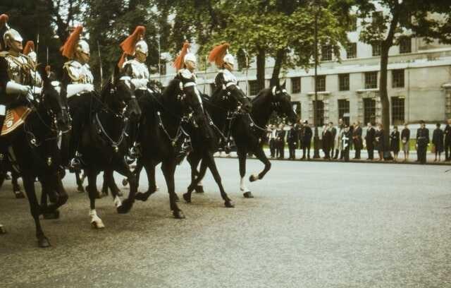 begrafenis koningin Elizabeth