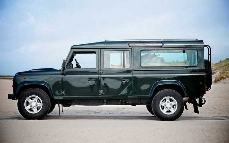 Land Rover Rouwauto