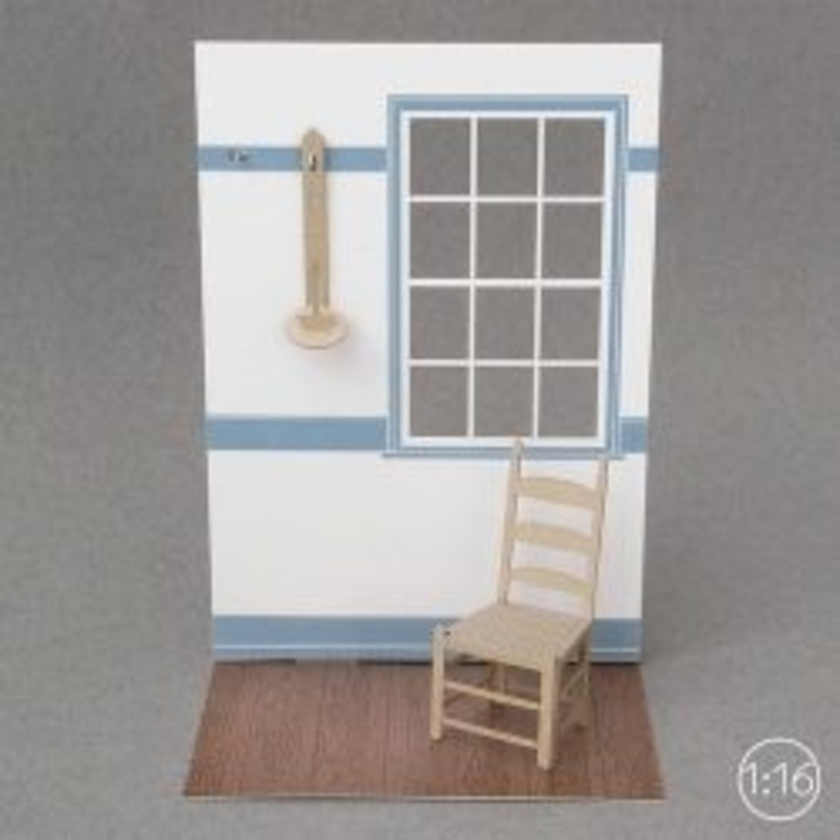 Based on Roots Shaker chair