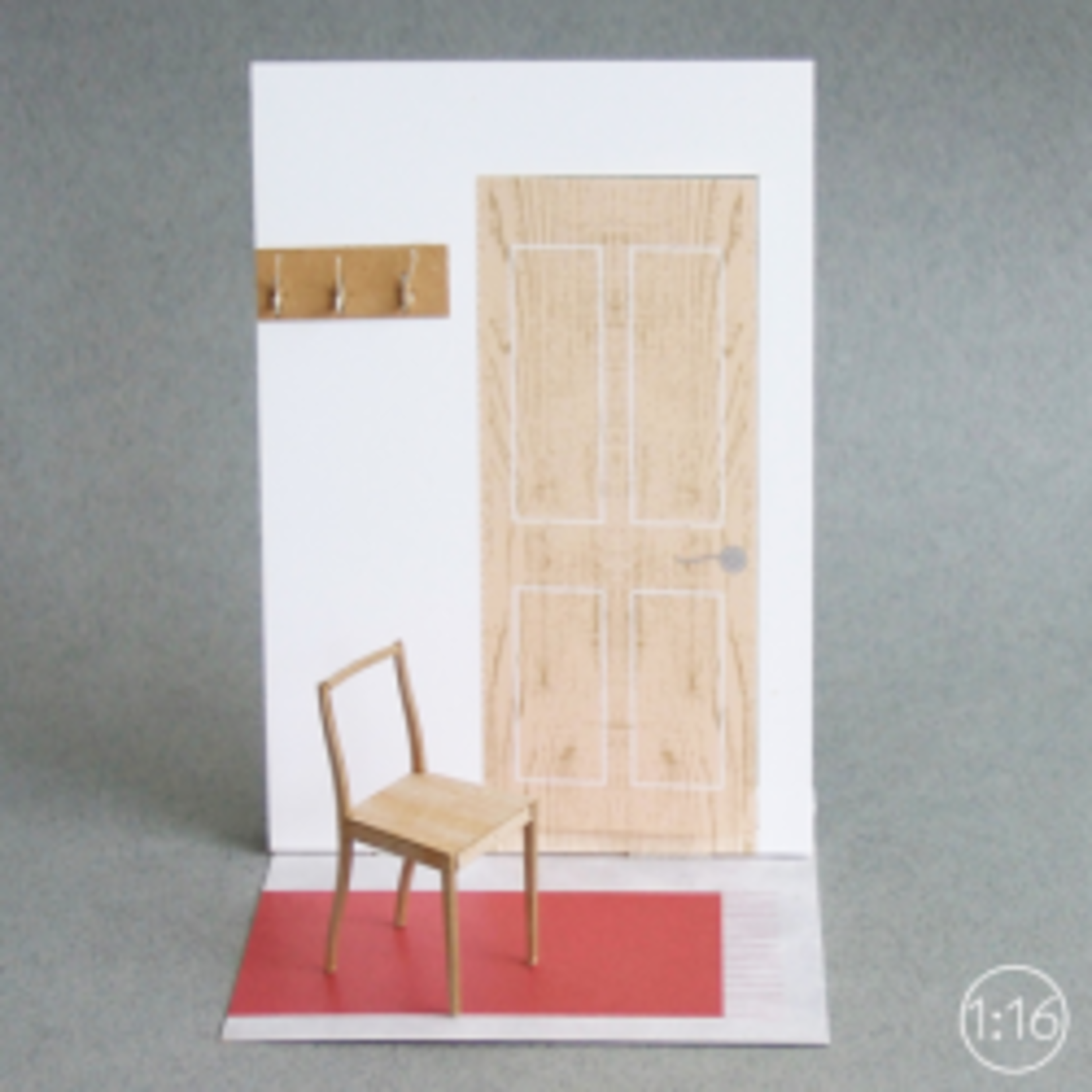 Based on Roots Plywood chair