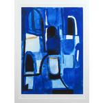 Theo Kuijpers Z.t / blauw