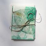 Roos Terra Handgedrukte postkaarten #4 2020