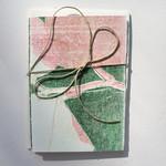 Roos Terra Handgedrukte postkaarten #14 2020