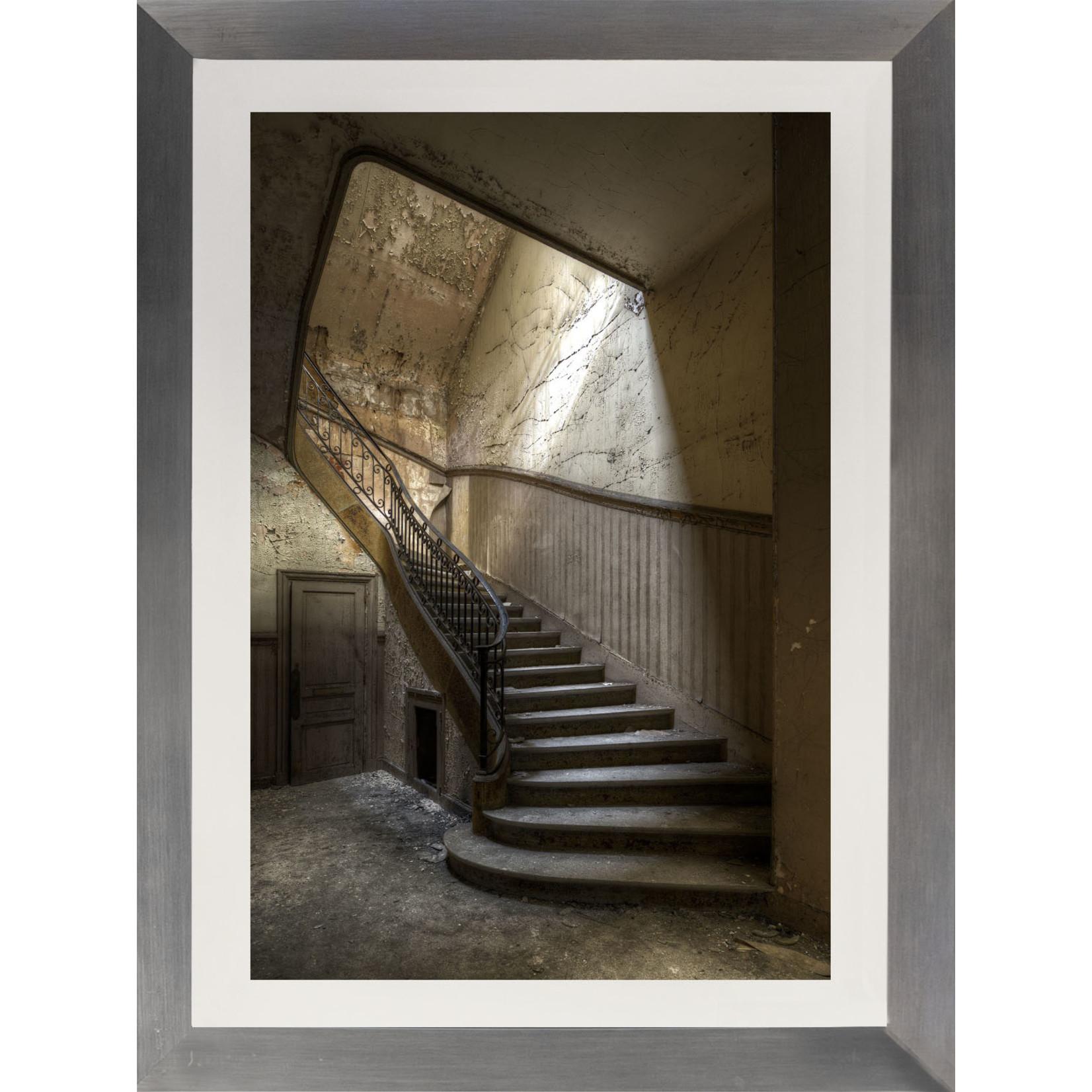 Wigo Worsseling Stairs to Bureau Central van Wigo Worsseling