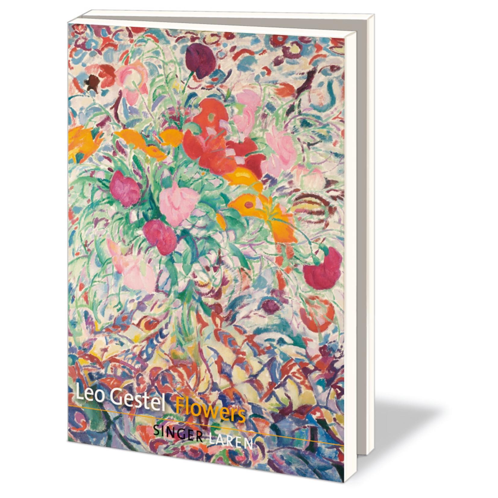 Bekking & Blitz Kaartenmap Leo Gestel Flowers
