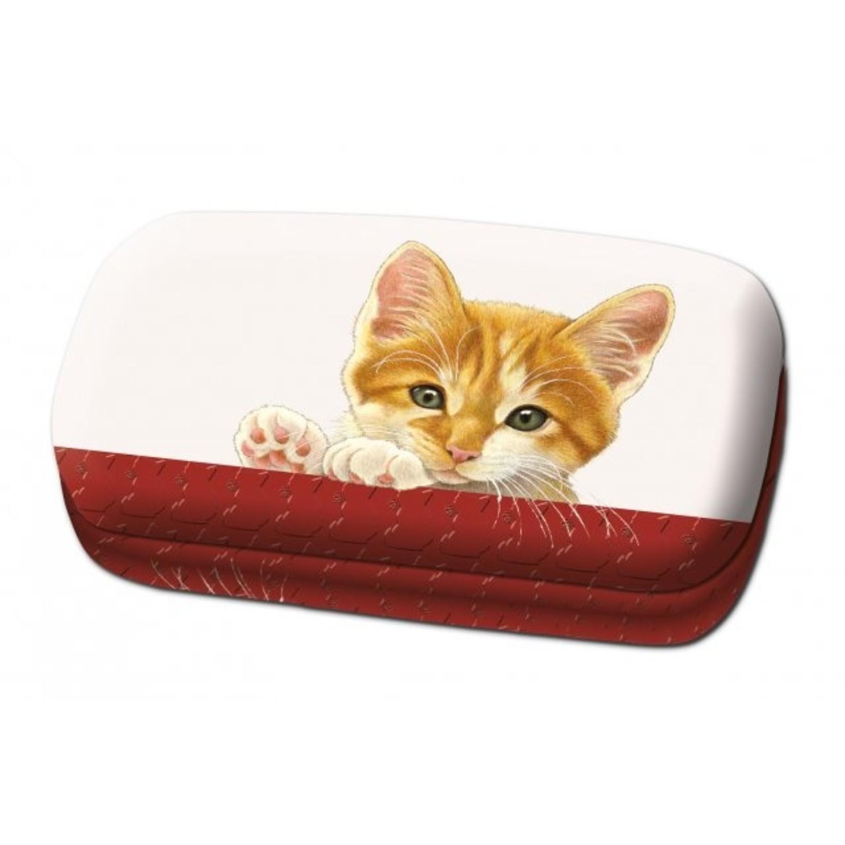 Bekking & Blitz Doosje met spiegel: Franciens Katten