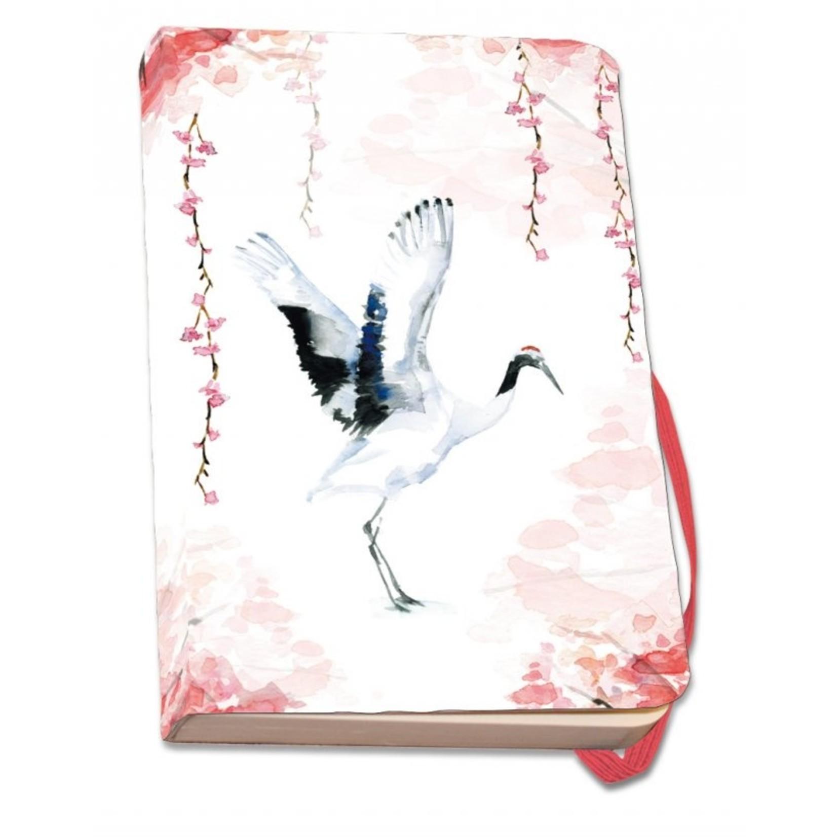 Bekking & Blitz   Notitieboek A6, zachte kaft: Touch of Zen, Michelle Dujardin