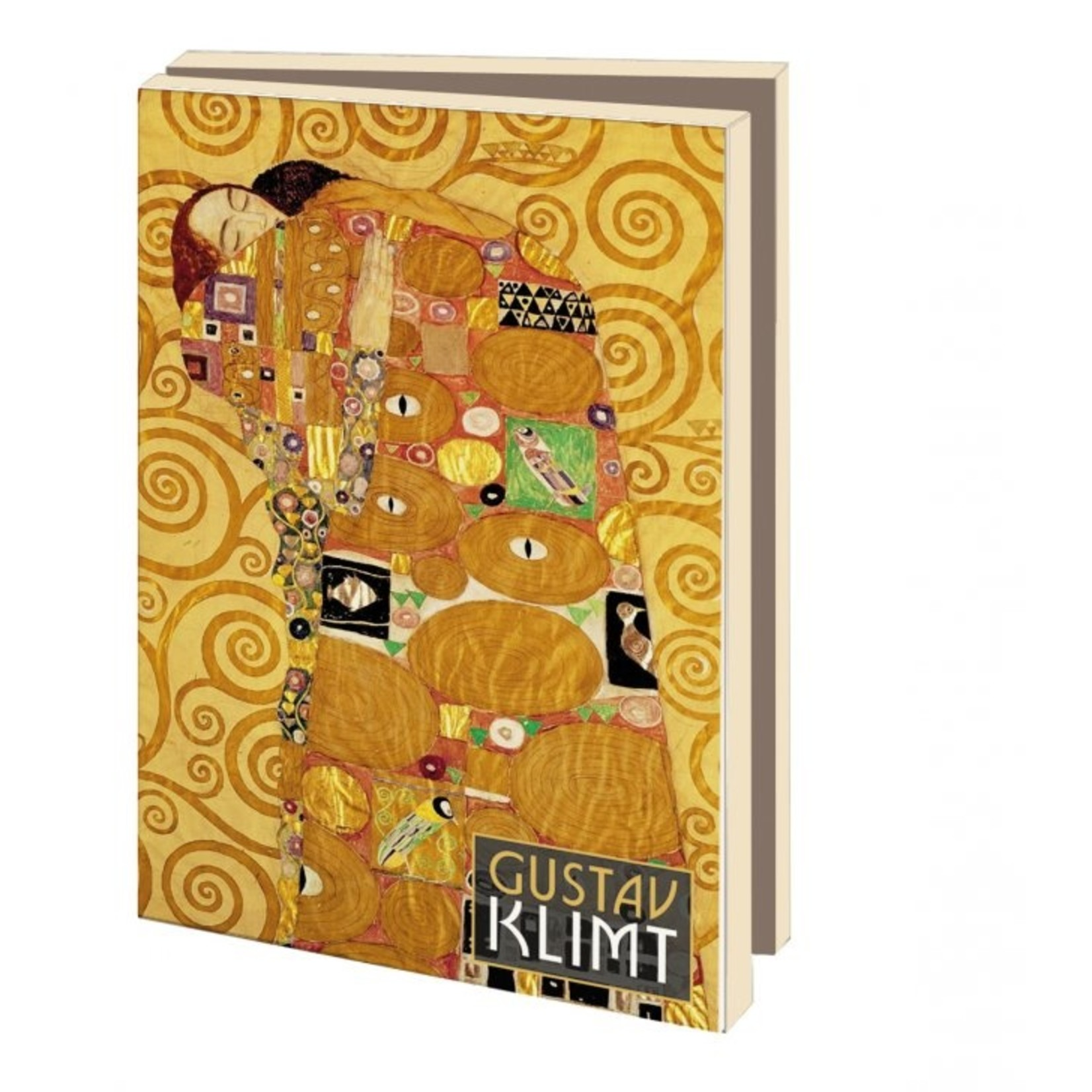 Bekking & Blitz Kaartenmap: Gustav Klimt