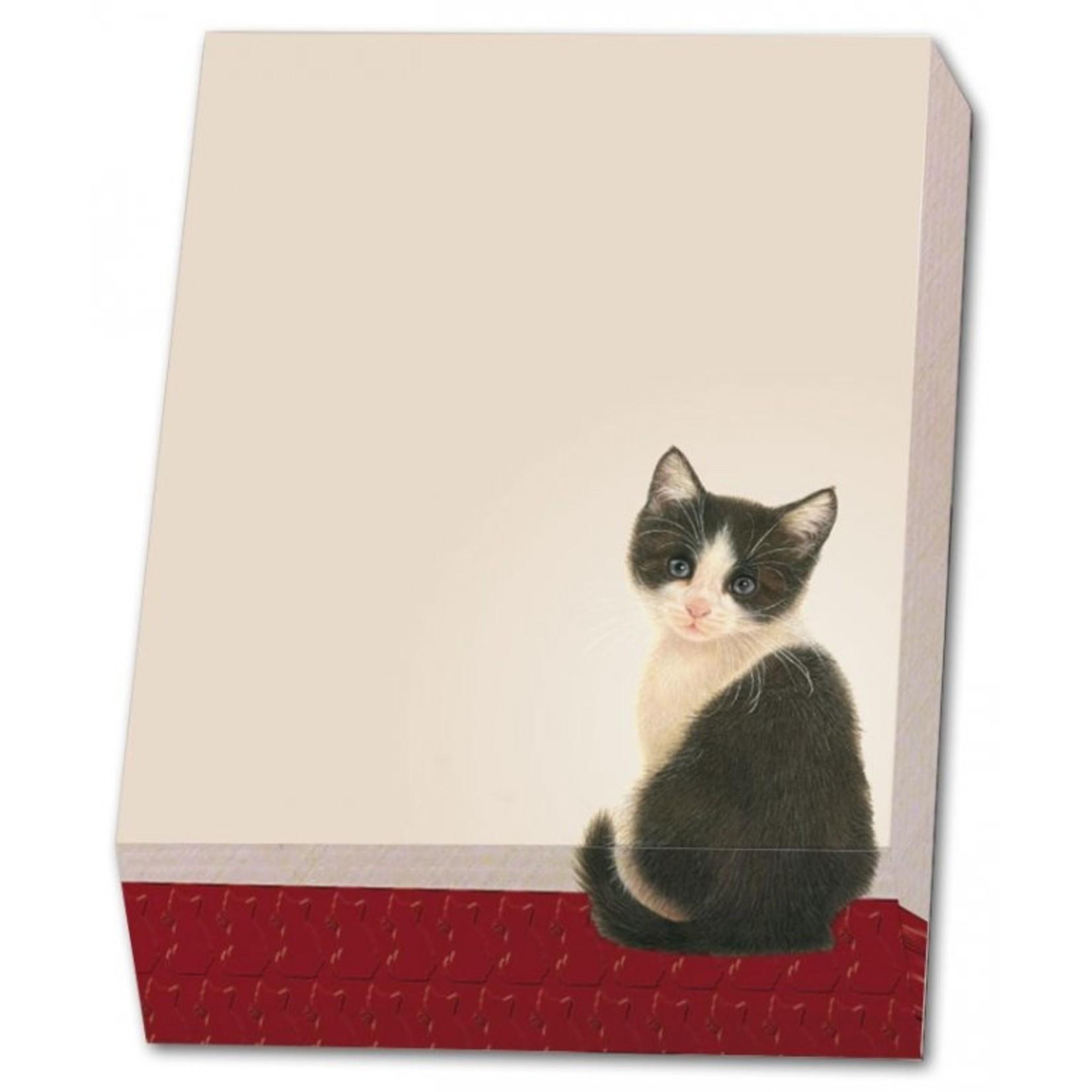 Bekking & Blitz Memo blocnote: Franciens katten