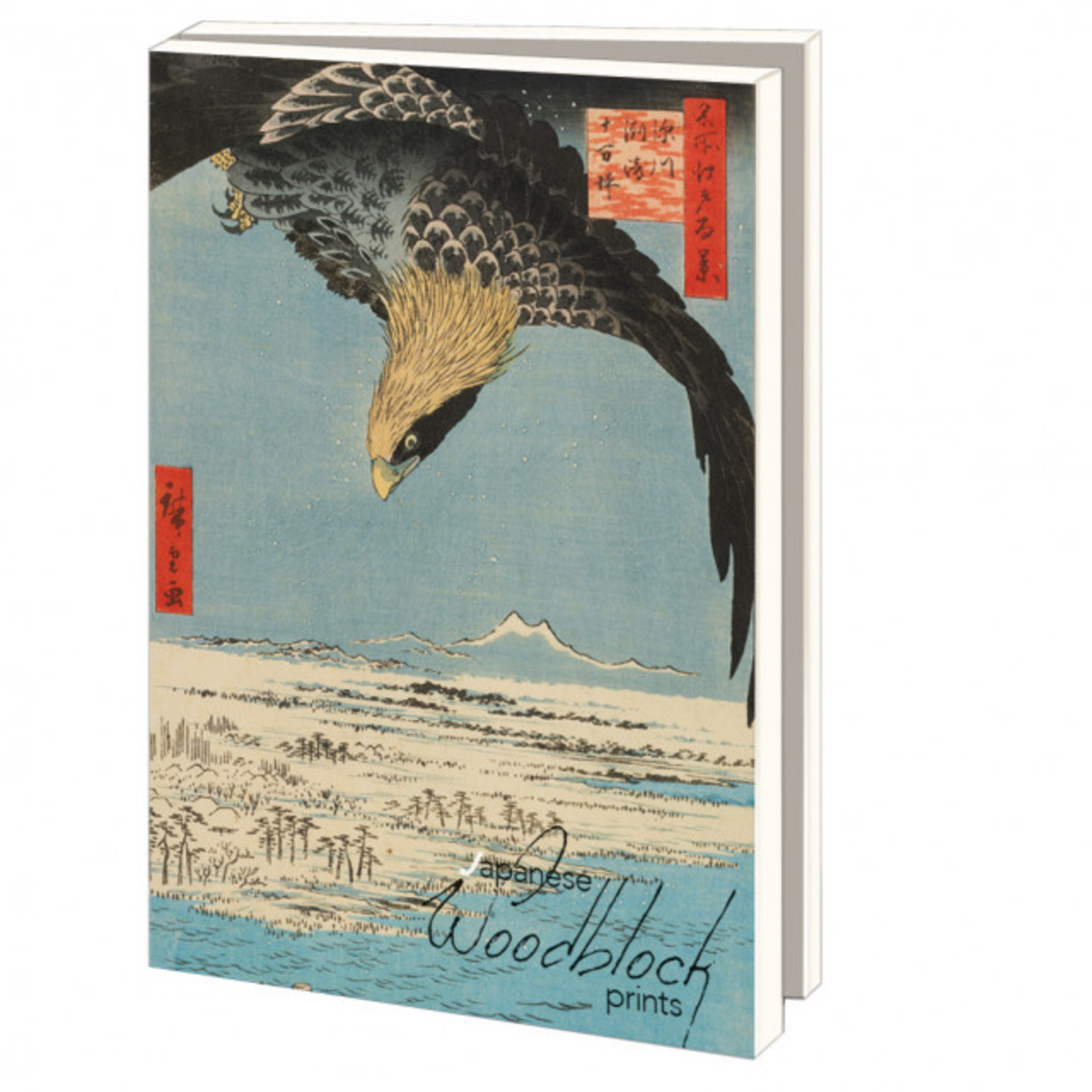 Bekking & Blitz Kaartenmap Japanese Woodblock prints