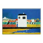 Bekking & Blitz Koelkastmagneet: Malevich