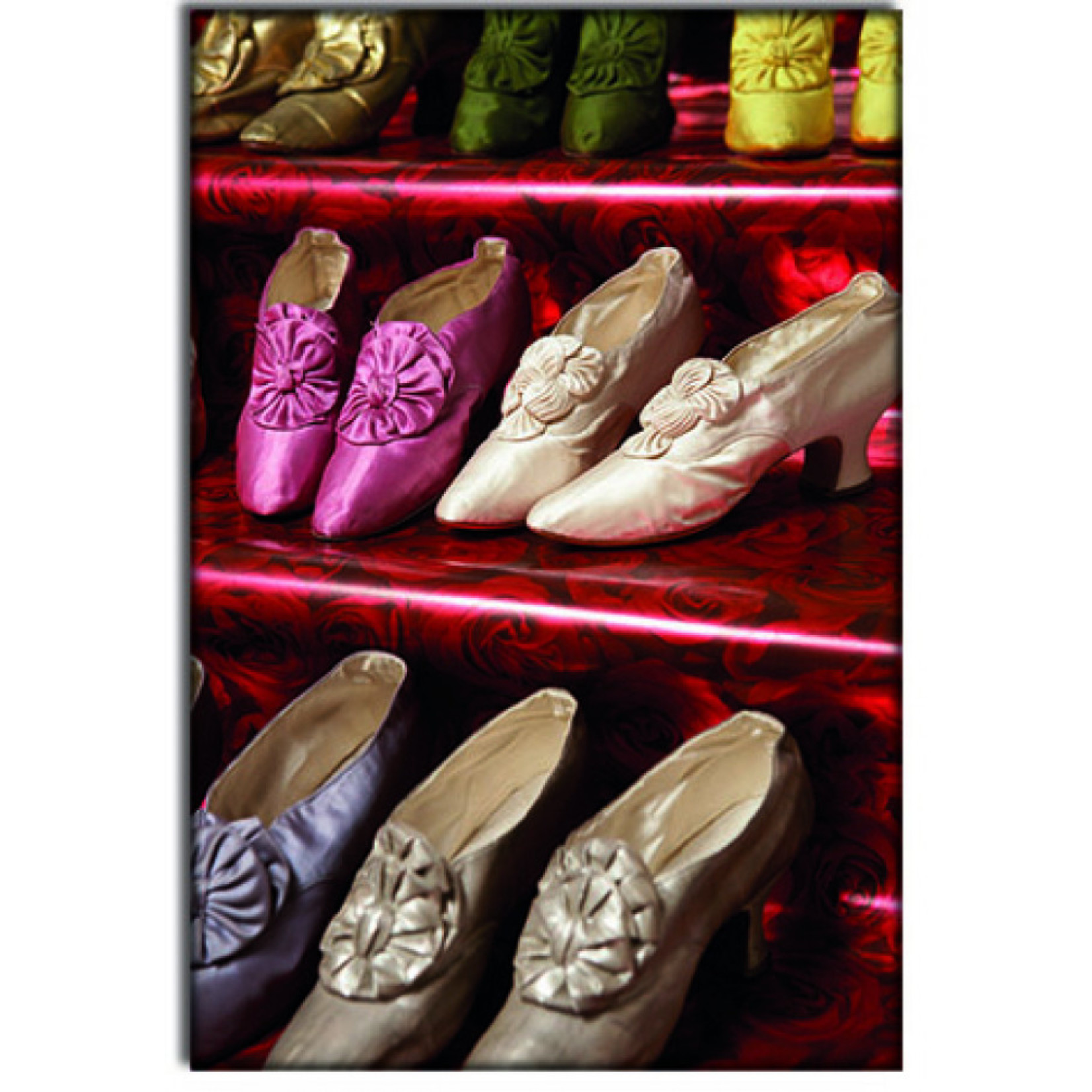 Bekking & Blitz Koelkastmagneet: Shoes, Peter the Great