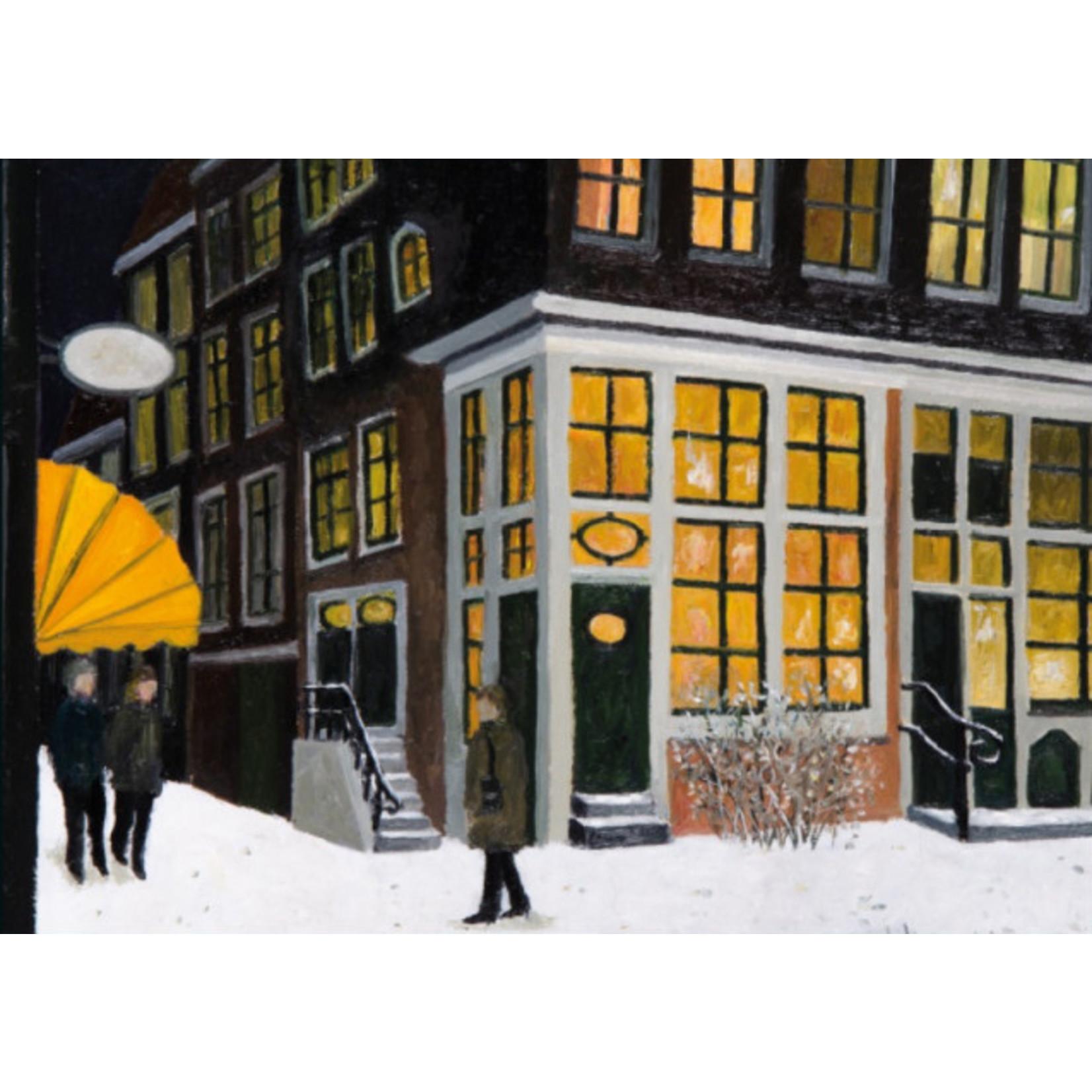 Bekking & Blitz  Winter Snow van Laetitia de Haas