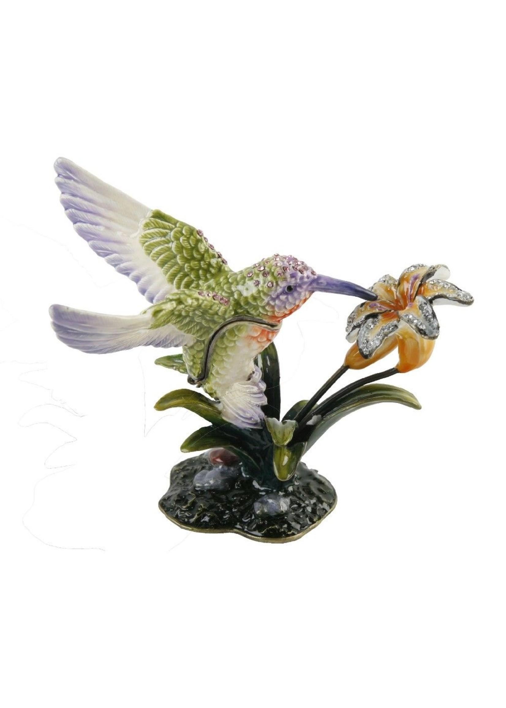 Treasured trinket Hummingbird