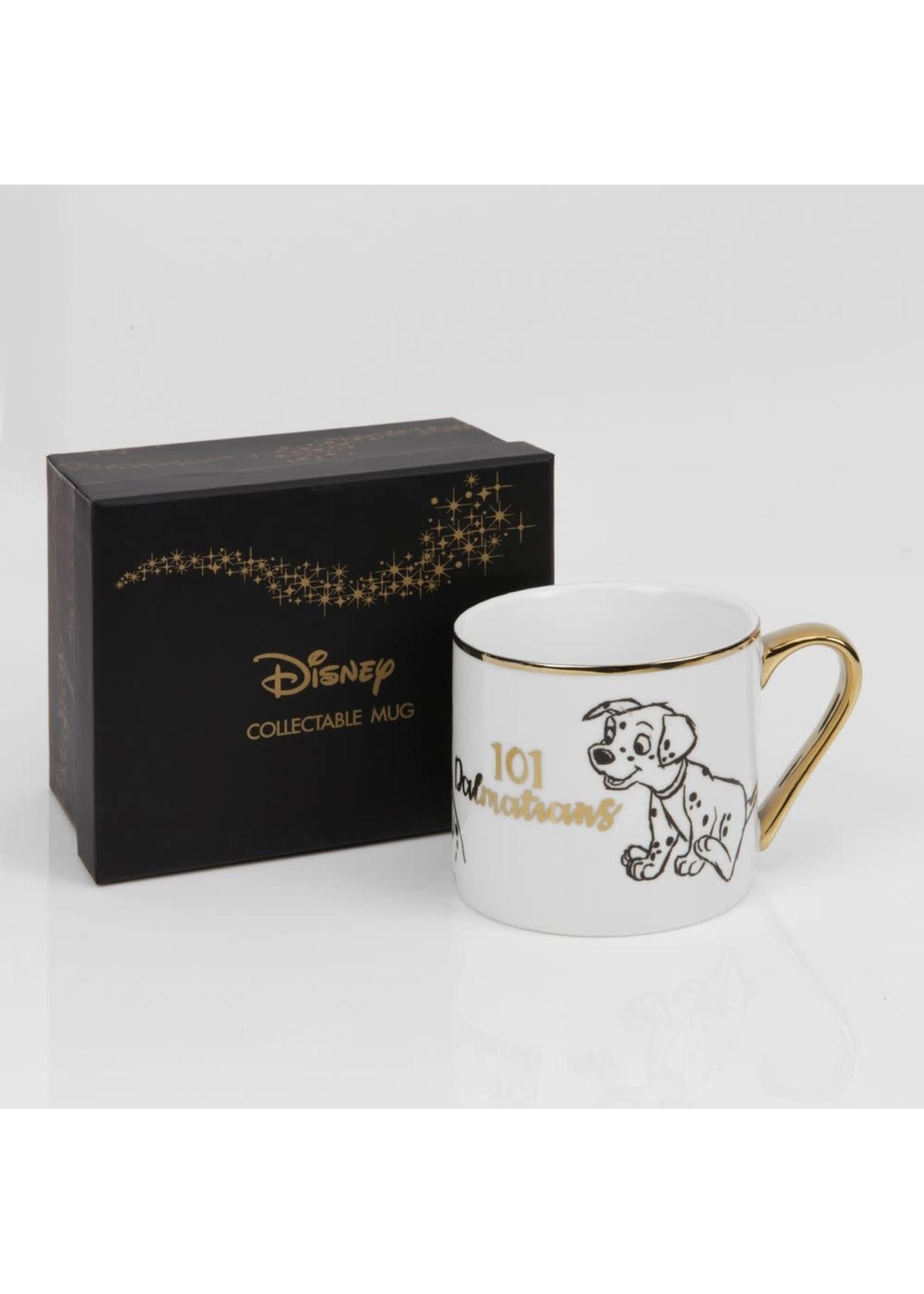 Disney DISNEY CLASSIC COLLECTABLE CHINA MUG - 101 DALMATIANS