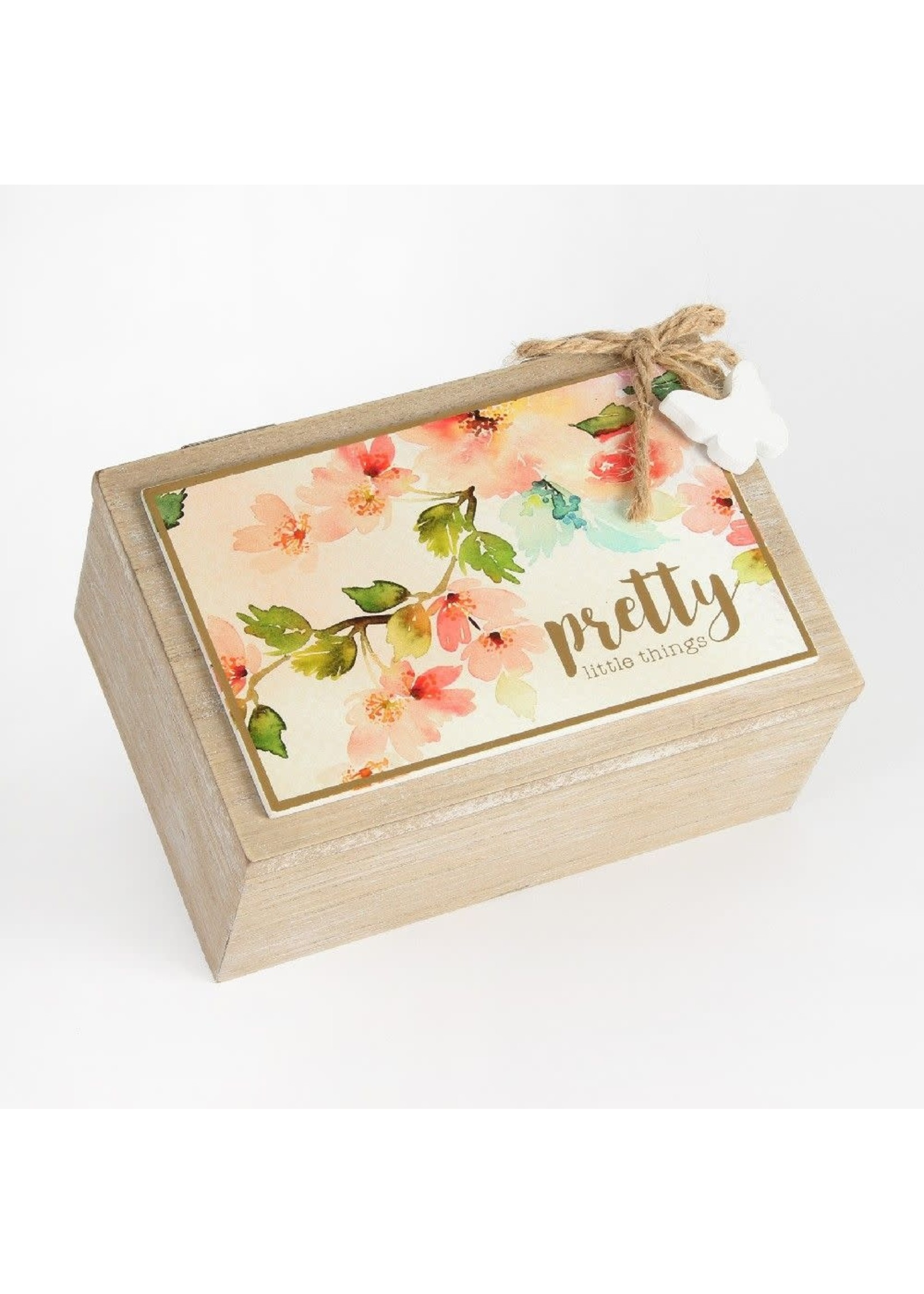 VINTAGE BOUTIQUE JEWELLERY BOX - PRETTY LITTLE THINGS