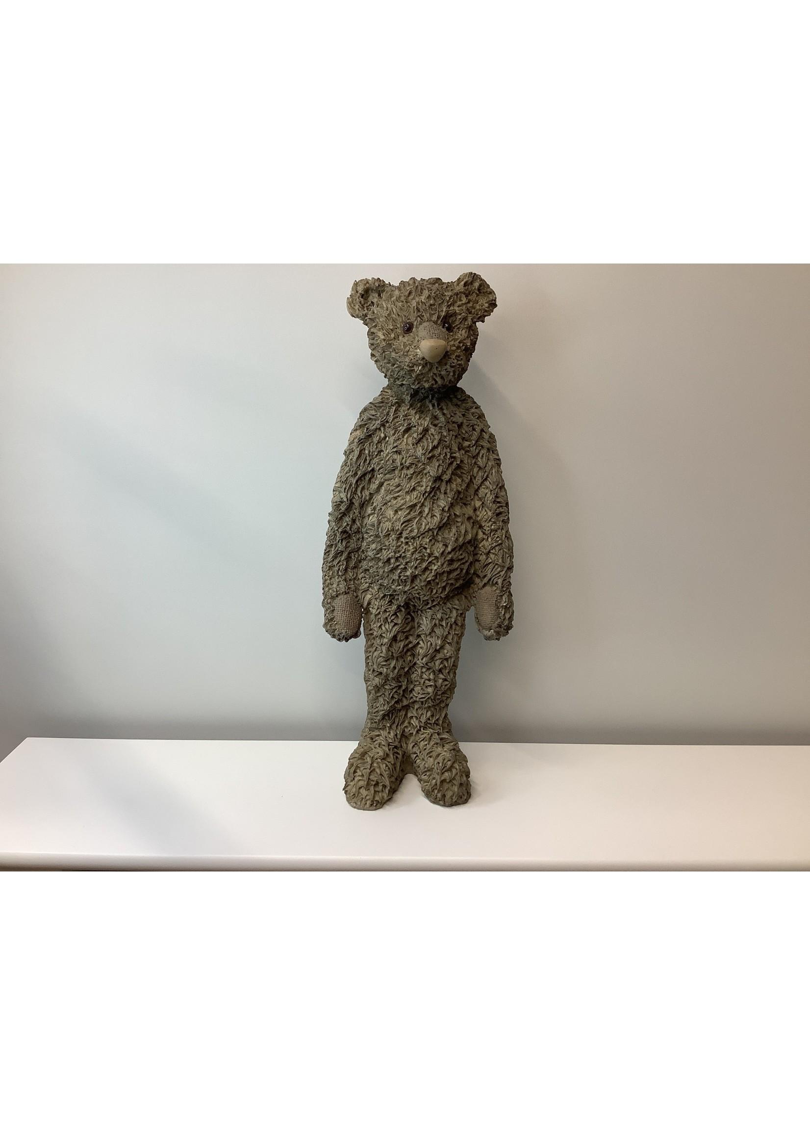 Teddy bear resin 45cm tall