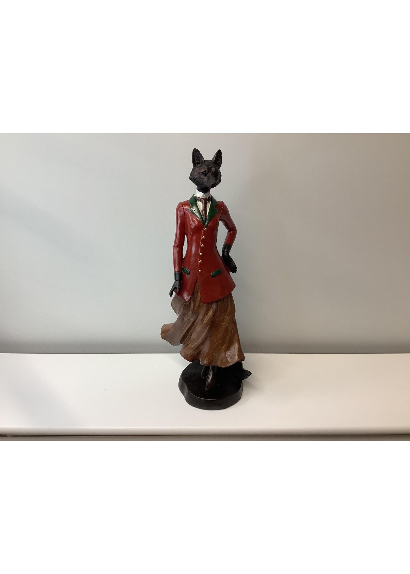 Mrs Fox 37cm